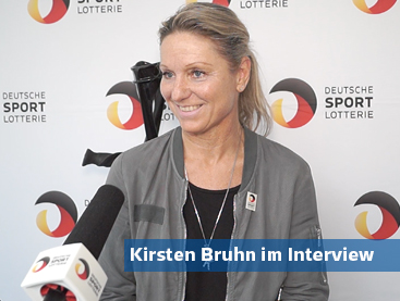 Kirsten Bruhn im Interview